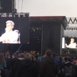 Billy Idol @ Peace and Love 2012
