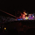 A Euphoric Evening – Coldplay @ Stockholm, Stadion. Late Summer, 2012