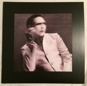 Marilyn Manson - The Pale Emperor (Front)